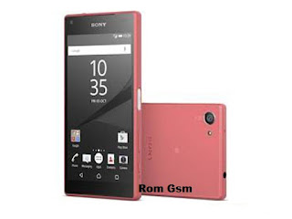 Firmware Download For Sony Xperia Z5 Compact E5803