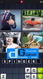 4 Immagini 1 Parola livello 76