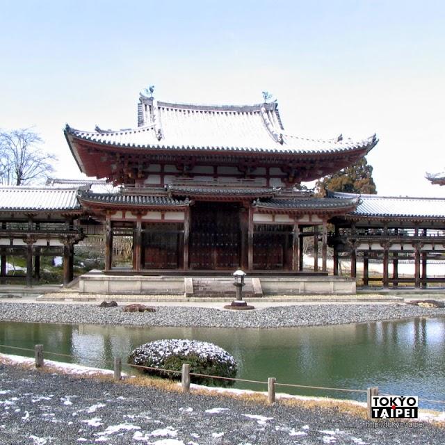 【平等院】想像中的西方極樂淨土 登上¥10硬幣的千年寺院