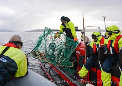 Kirkenes 挪威 King Crab Safari 皇帝蟹團