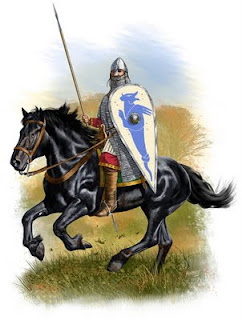 A Norman Knight of 1066