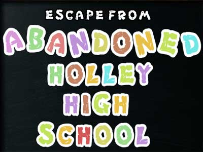 Escape From Abandoned Holley High School - Juegos de Escape