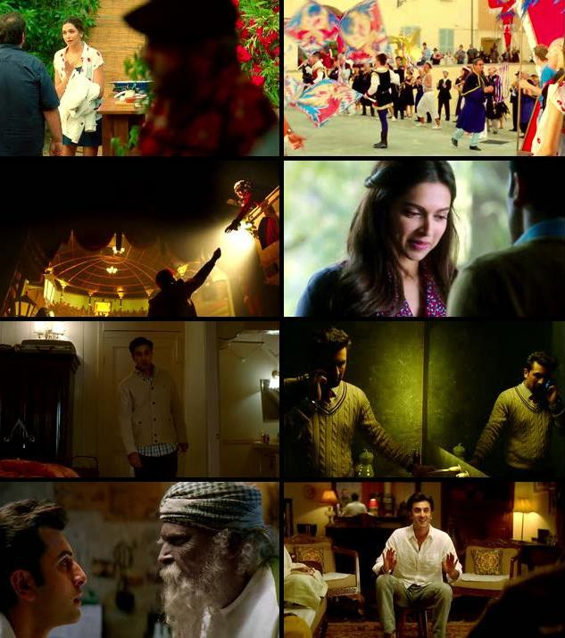 Tamasha 2015 Hindi 720p DVDRip x264 1GB