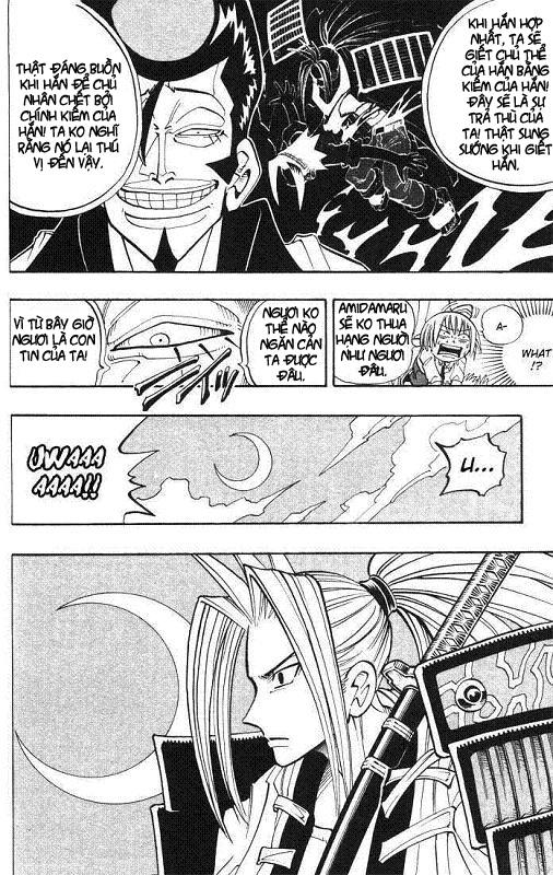 Shaman King [Vua pháp thuật] chap 19 trang 20