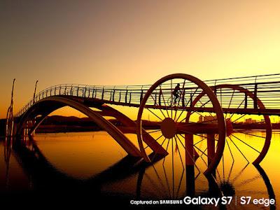 Foto Kamera Samsung S7