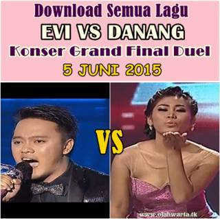 Download semua lagu konser Grand final duel D'Academy 2
