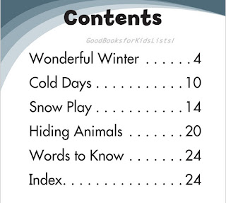 Index image from WHAT HAPPENS IN WINTER?  (Four Super Seasons)  by Alex Appleby