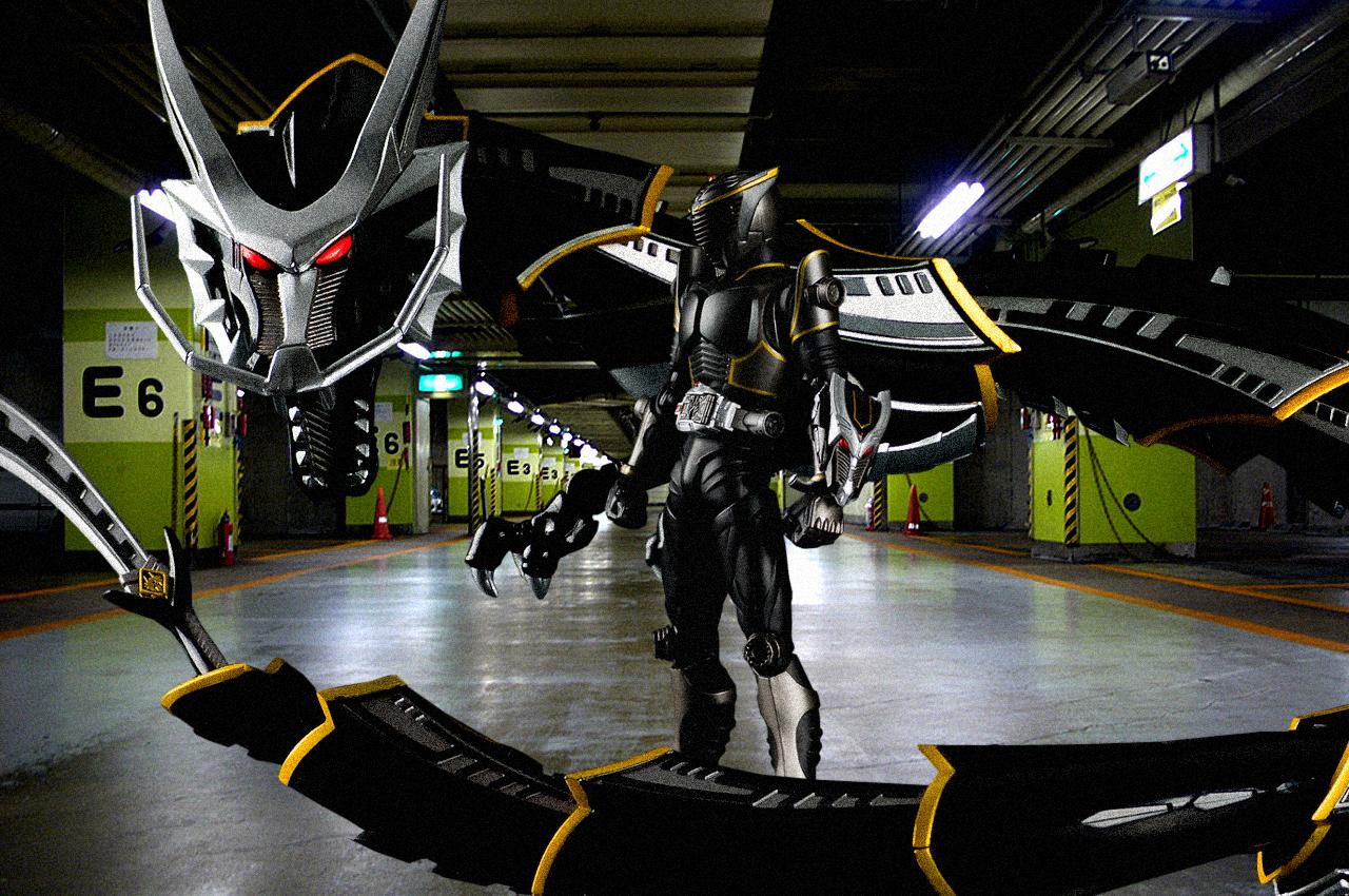 Kamen Rider Ryuki Final Vent