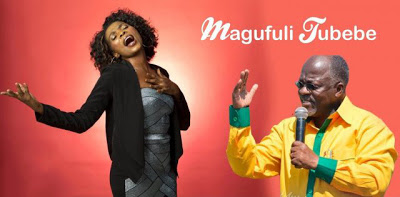 Rose Muhando - Magufuli Tubebe