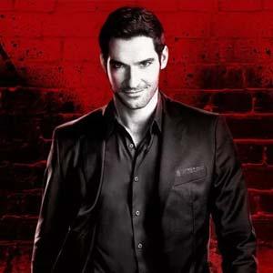 Poster da série Lucifer