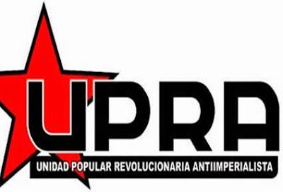 Comunicado de UPRA acerca de la coyuntura actual