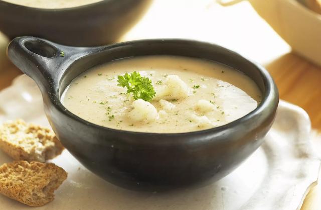 Рисовый суп-пюре