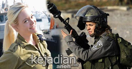 Pasukan Khusus Wanita Paling Ditakuti di Dunia