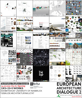 EAD | ASG EAD2: 5x5=25+5 Works | Exhibition at University of Innsbruck [C1]