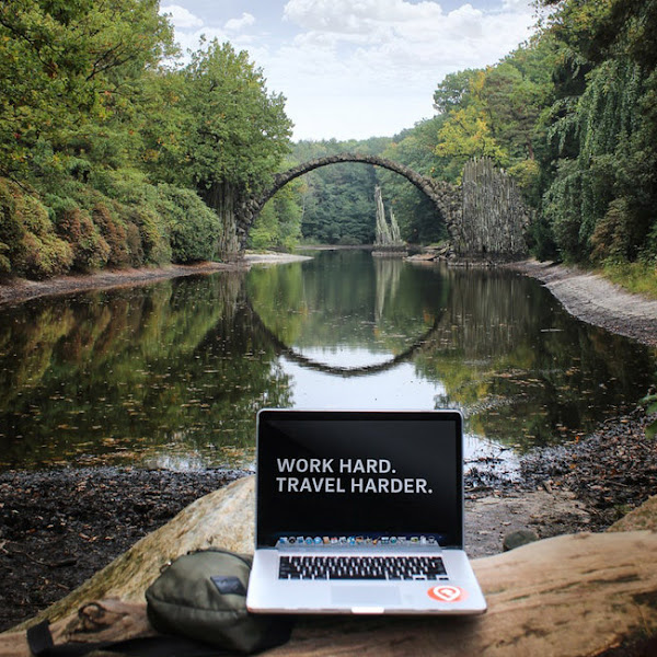 Combining Learning And Travelling In Three Simple Steps