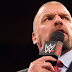 Triple H sofre lesão e passará por cirurgia