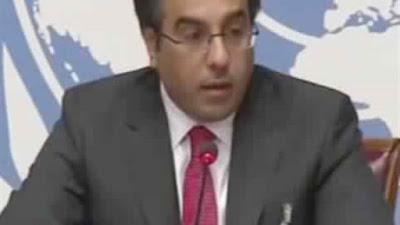 رئيس لجنة حقوق الإنسان القطرية يعترف باعتقال حمد المري.. و الجزيرة تقطع البث