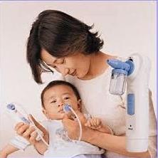 SOP Pengisapan Lendir pada bayi