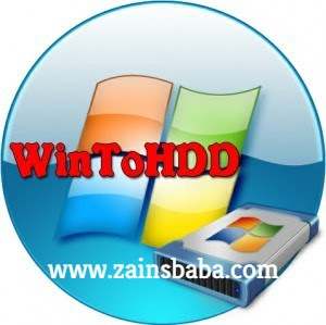 Win To HDD Latest Version | ZainsBaba.com