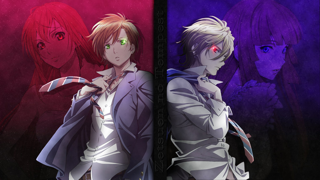Zetsuen No Tempest BD (Episode 01 – 24) Subtitle Indonesia