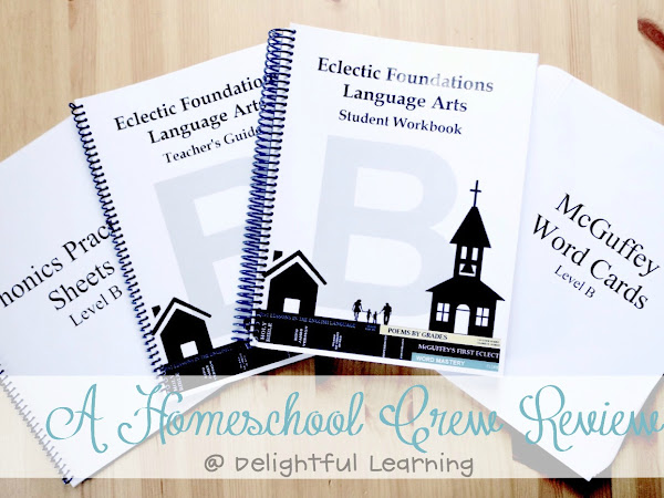 Eclectic Foundations Language Arts | Review