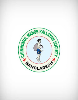 chinnomul manob kallayan society vector logo, ngo, donation, help found, poor found, support, love, humanity, charity, volunteer, social, relief, awareness, community, unity, insurance, service