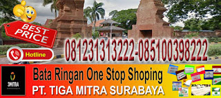 Informasi dan pemesanan bata ringan di Kecamatan Jetis Kabupaten Mojokerto