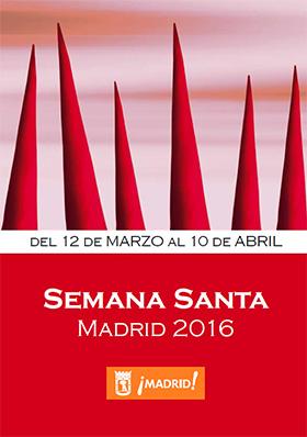 Programación Semana Santa Madrid 2016