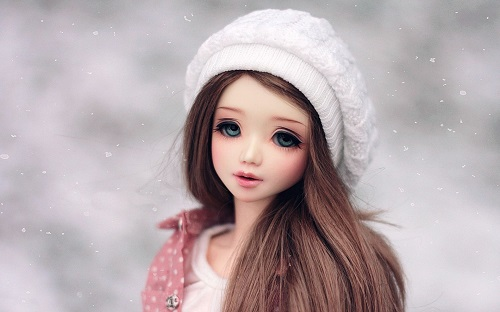 Cute Barbie Doll Images In HD