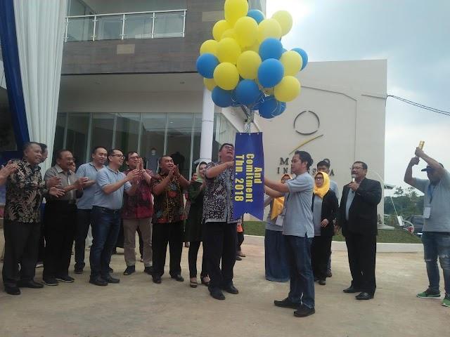 Gedung Mido Indonesia Resmi Difungsikan
