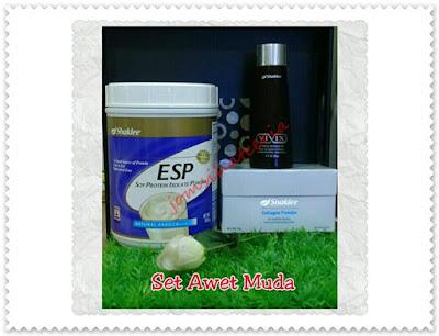 ESP, Vivix, Collagen Powder, Testimoni, Produk SHAKLEE, Info, Kongsi, Independent SHAKLEE Distributor, Pengedar Shaklee Kuantan, Set Kecantikan,