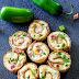 Jalapeno Popper Pinwheels #Recipe