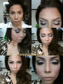 reto de maquillaje