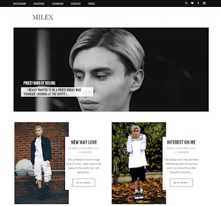 Nowy projekt: szablon Milex