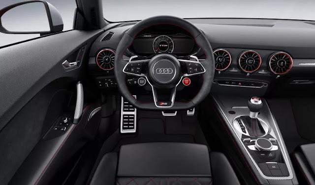2017 Audi TT Review