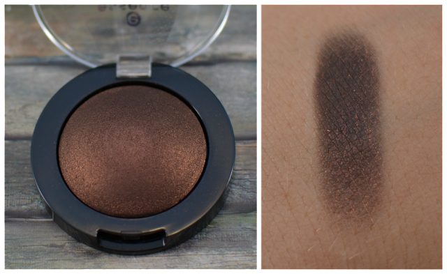 Essence midnight masquerade TE effect eyeshadow 02 sppoktacular night und Swatch
