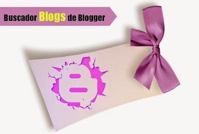 Buscador de Blogs de Blogger blogspot
