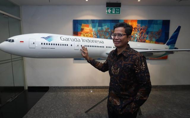 Garuda Luncurkan Toko Online