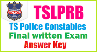 Telangana Police Constable Mains Key TSLPRB Final Answers Key 2016 TS Police Constable Mains Final Key Civil AR District Wise Cutoff Marks   Telangana Police Constable Answer Key 2016 Download Set Wise Official Key, Expected Cut Off Marks @tslprb.in. TS Police Constables recruitment mains/ final written Examination Key with solutions Download @ www.tslprb.in .Telangana Police Constable Answer Key 2016 Download Set Wise Official Key, Expected Cut Off Marks @tslprb.in . TSLPRB-Telangana Police Constable final written Examination key 2016 Download, TS Police Constables final written Examination answer key. Telangana State Level Police Recruitment Board www.tslprb.in , TSLPRB TS Police Constable Recruitment  SCT Police Constables (Civil/AR/SAR/TSSP) in Police department, Constables (Men) in SPF and Firemen in TS Disaster Response and Fire Services department final written Examination dates, hall tickets, preliminary key, final key, results  Telangana Police Constable Mains Answer Key TSLPRB Final Key 2016 Telangana Police Constable Mains Key TSLPRB Final Answers Key 2016 Telangana Police Constable Mains Key TSLPRB Final Answers Key 2016