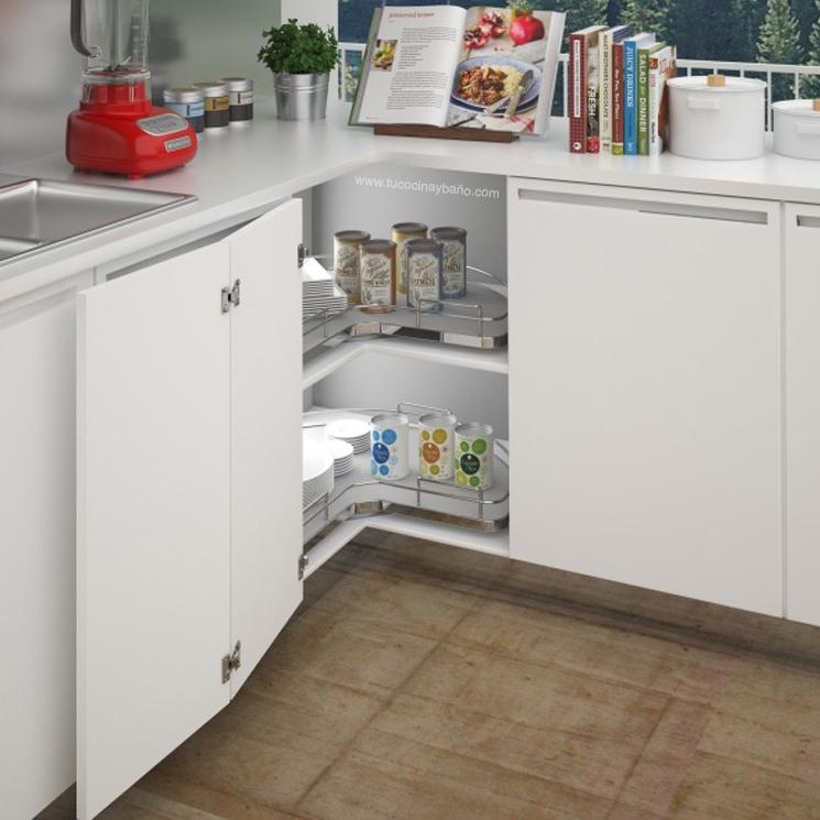 Hermosa Muebles De Cocina Bajo De Esquina Ikea Imágenes - Ideas de ...