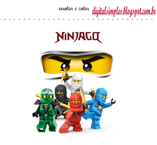 photo relating to Ninjago Printable referred to as Ninjago Get together: Free of charge Printable Package. - Oh My Fiesta! for Geeks
