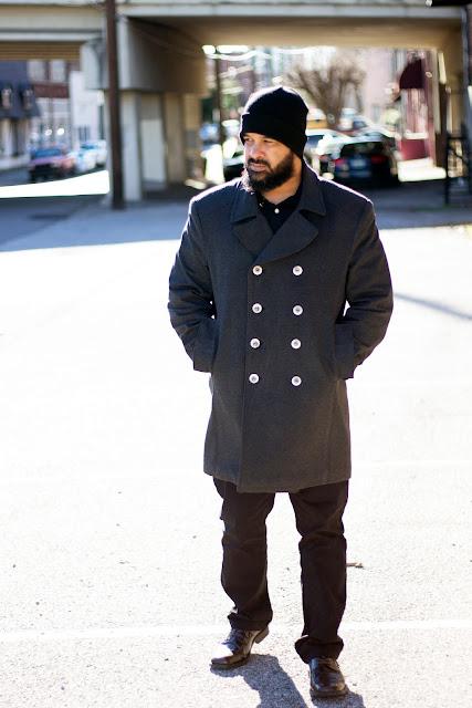 Vogue 8940 - Men's Wool Coat