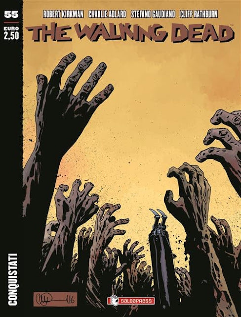 The Walking Dead #55: Conquistati