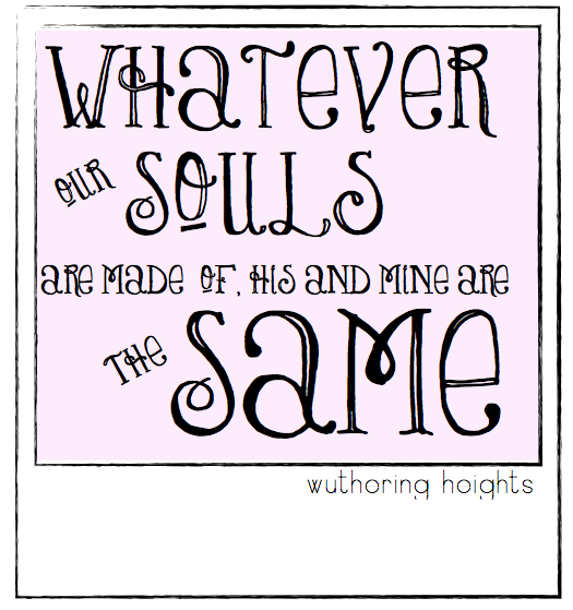 Wuthering Heights Quotes: {charmed Earth}: {something Literary} Weekend Quote
