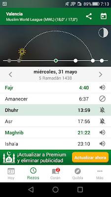 تطبيق Muslim Pro كامل للأندرويد, تطبيق Muslim Pro مكرك, تطبيق Muslim Pro عضوية فيب