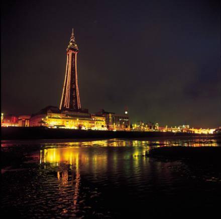 Ford San Diego >> full picture: Blackpool United Kingdom