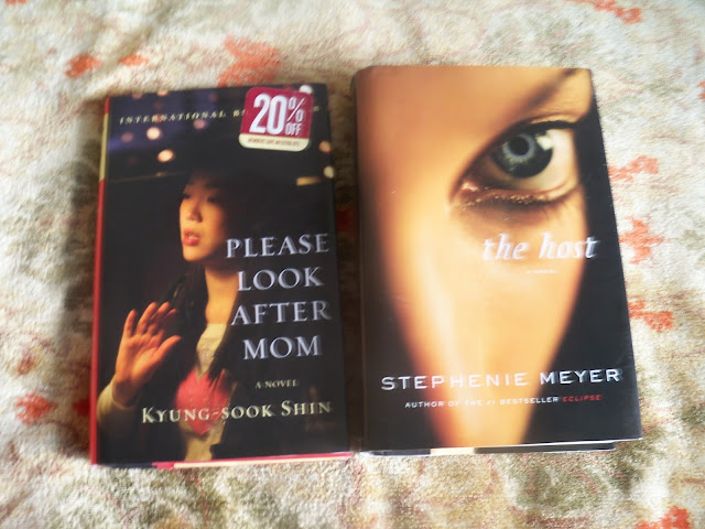 Please Look After Mom de Kyung-sook Shin+ The Host de Stephanie Meyer