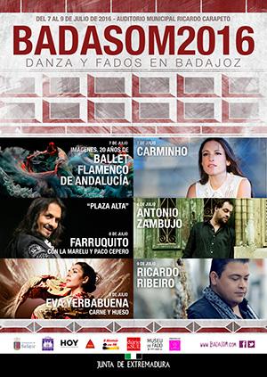Badasom Festival de Fado e Flamenco IX edição 2016