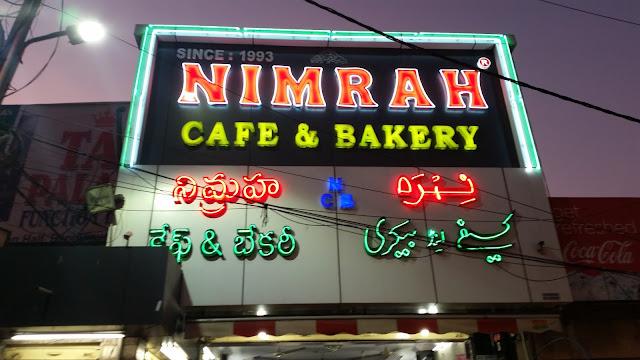 Nimrah Cafe Charminar