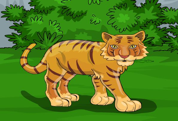 Escape The Forest Tiger Walkthrough